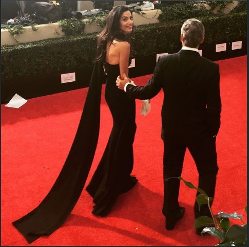 George Clooney at the Golden Globes January 2015 - Page 4 Red10