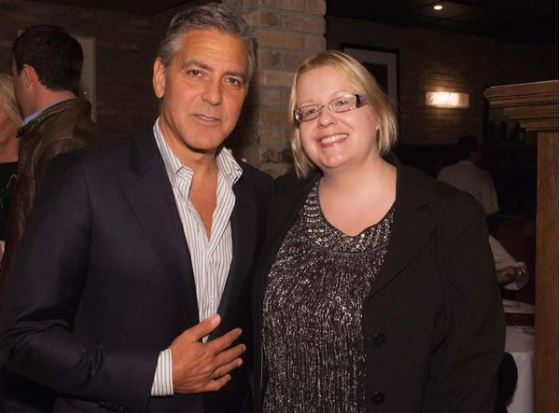 Golden Globe Awards' reception celebrating George Clooney as Cecil B. DeMille Award recipient Rep410