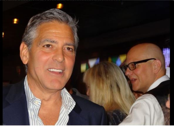 Golden Globe Awards' reception celebrating George Clooney as Cecil B. DeMille Award recipient Rep510