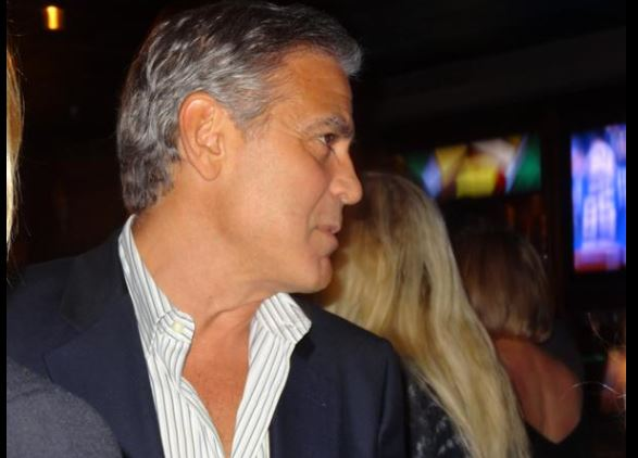 Golden Globe Awards' reception celebrating George Clooney as Cecil B. DeMille Award recipient Rep610