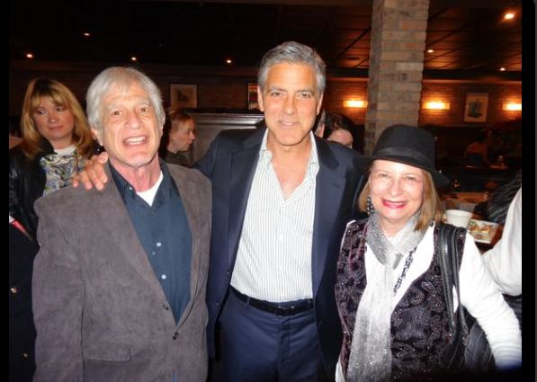 Golden Globe Awards' reception celebrating George Clooney as Cecil B. DeMille Award recipient Rep710