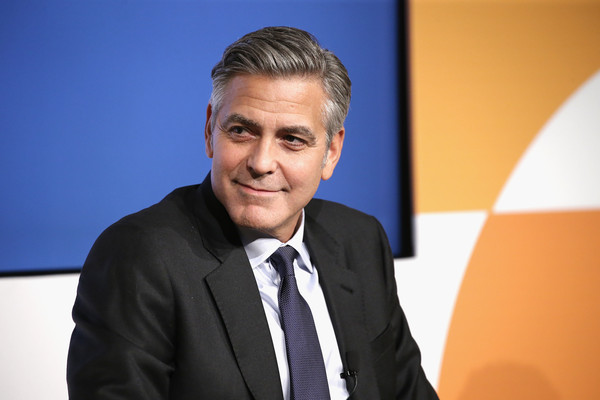 100 LIVES Event: George Clooney Joins Humanitarian Leaders to Launch Global Prize in NYC Sau210