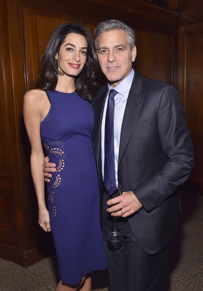 100 LIVES Event: George Clooney Joins Humanitarian Leaders to Launch Global Prize in NYC Sau310