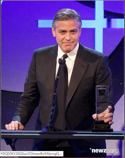 George Presents Art Directors Life Achievement Award, January 31, 2015 Los Angeles Tag210