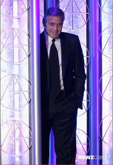 George Presents Art Directors Life Achievement Award, January 31, 2015 Los Angeles Tag310