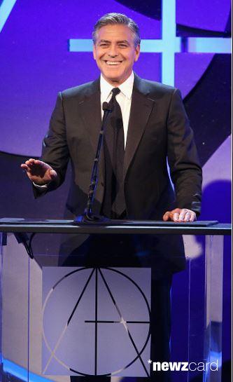 George Presents Art Directors Life Achievement Award, January 31, 2015 Los Angeles Tag710
