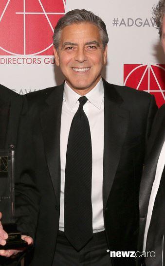 George Presents Art Directors Life Achievement Award, January 31, 2015 Los Angeles Tag810