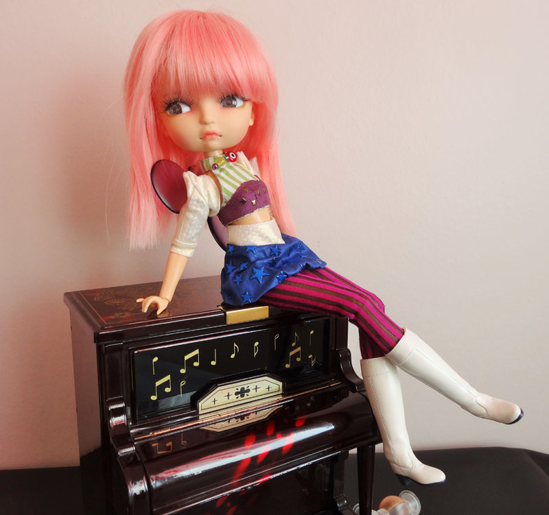 Soom Lila Doll Diablesse Gosty Ghosty et les Pullip  1014