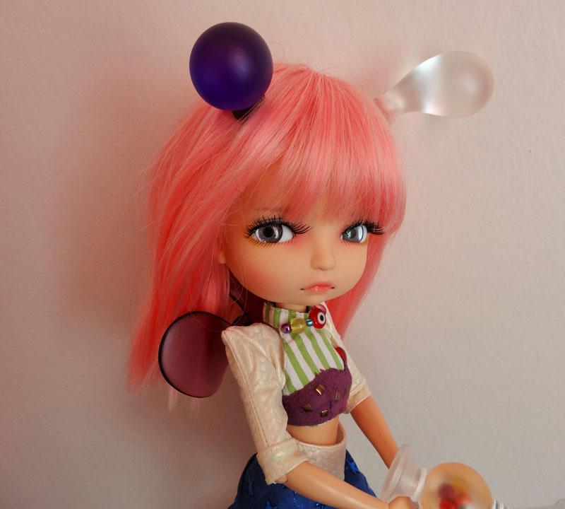 Soom Lila Doll Diablesse Gosty Ghosty et les Pullip  127