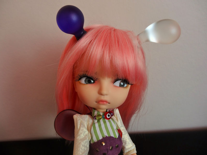 Soom Lila Doll Diablesse Gosty Ghosty et les Pullip  224