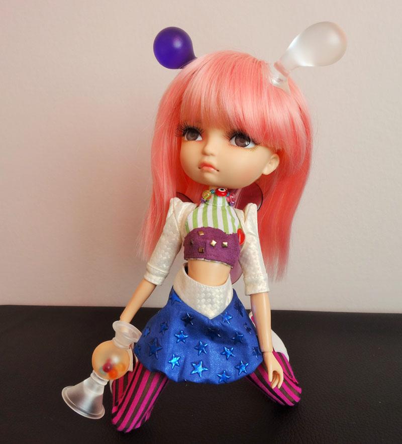 Soom Lila Doll Diablesse Gosty Ghosty et les Pullip  326