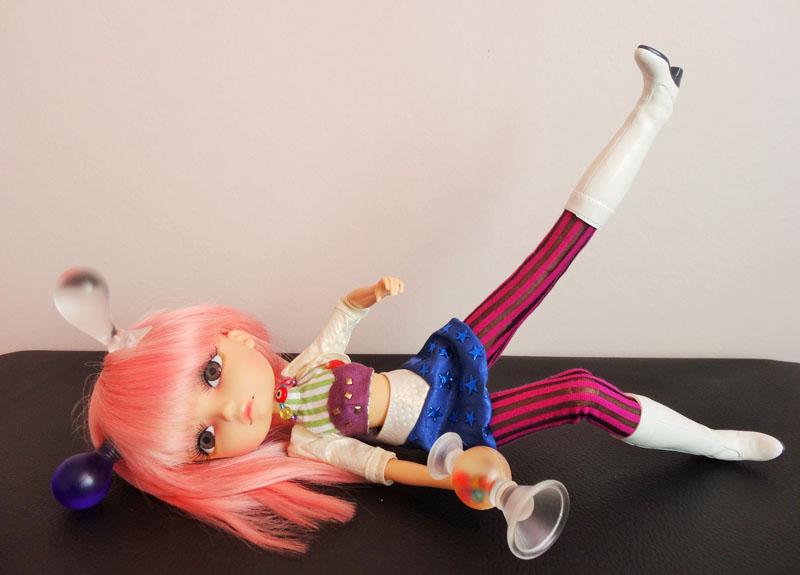 Soom Lila Doll Diablesse Gosty Ghosty et les Pullip  426