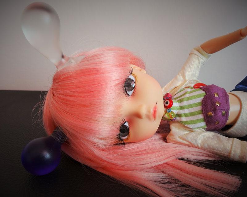 Soom Lila Doll Diablesse Gosty Ghosty et les Pullip  521