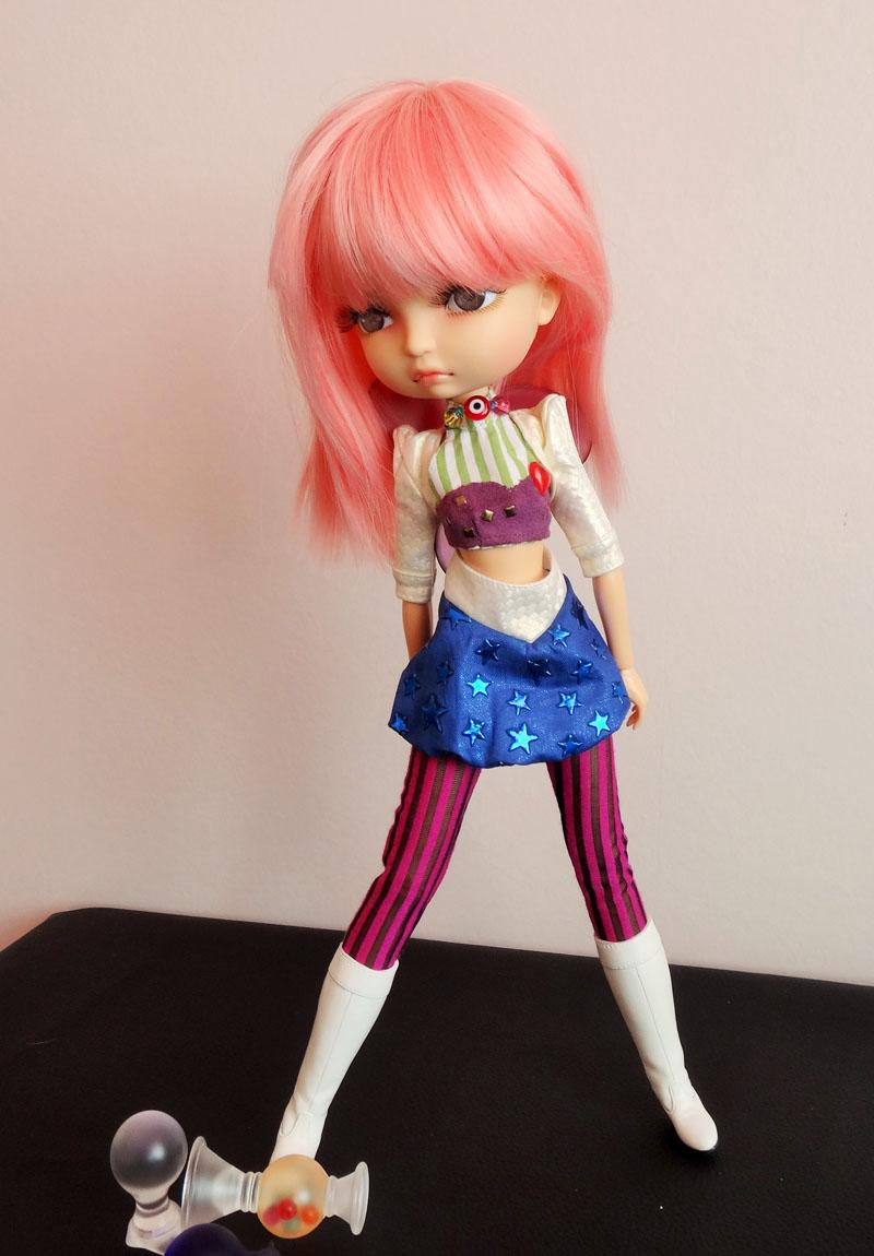 Soom Lila Doll Diablesse Gosty Ghosty et les Pullip  621