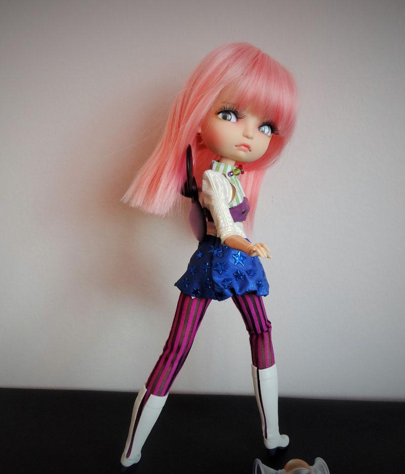 Soom Lila Doll Diablesse Gosty Ghosty et les Pullip  819