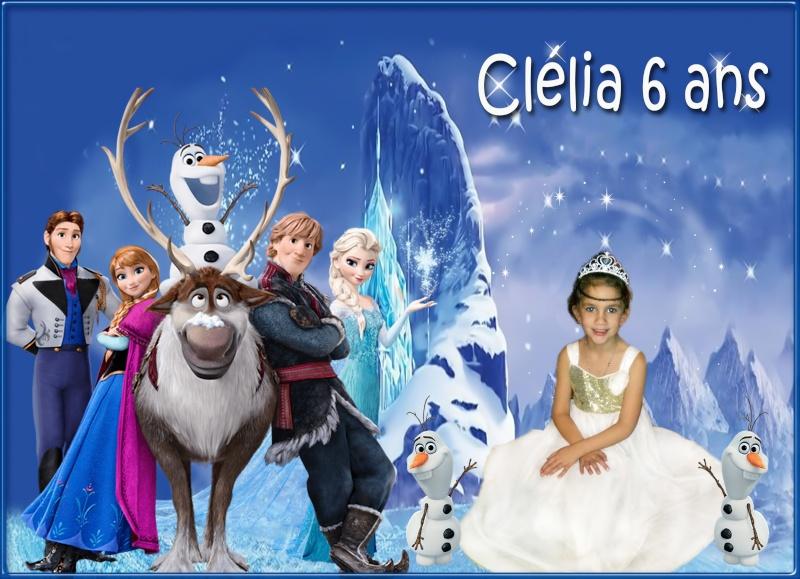 anniversaire de ma fille Clélia Gateau10