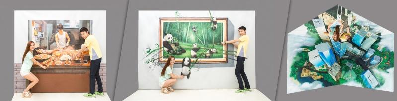 One Piece 3D Ausstellung Banner10