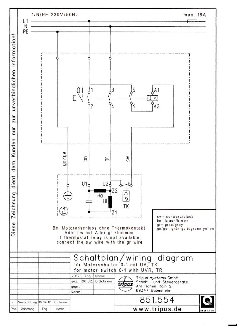 betonniere avec commande M/A  TRIPUS ou DISIMPEX   TP 3251 Plan_t11