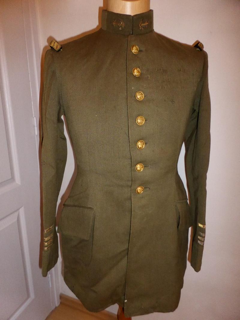Ma collection : uniformes-coiffures-archives de la Coloniale et la colonisation - Page 2 Tuniqu10