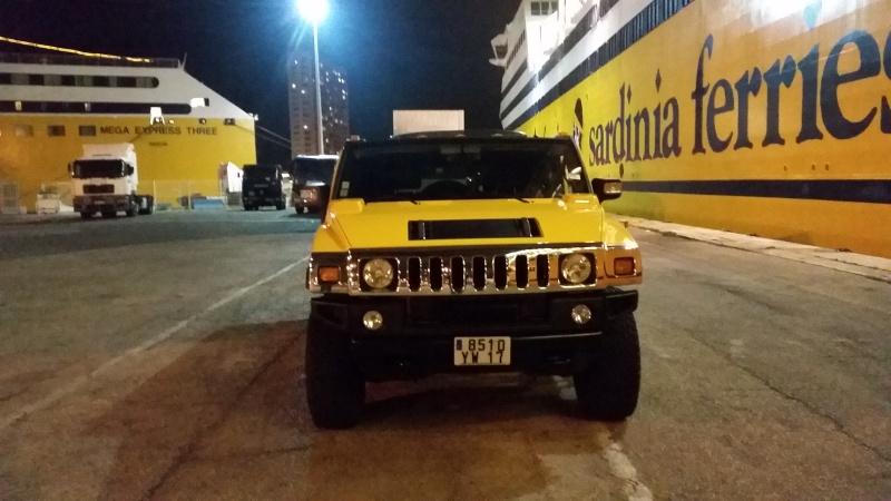 Nouveau Hummer bastiais  20150128