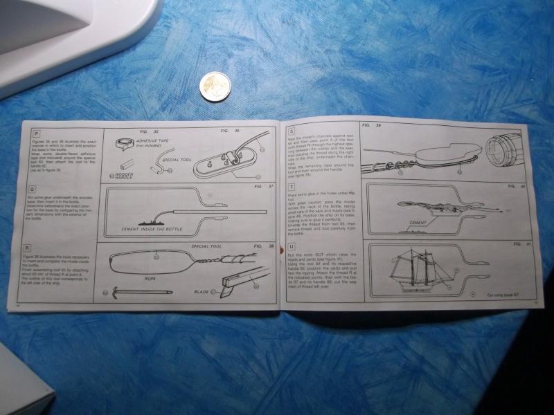 Ship in the bottle Plan710