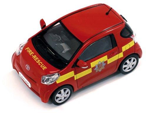 Voitures miniatures TOYOTA IQ 2009 Pompiers anglais   19111410