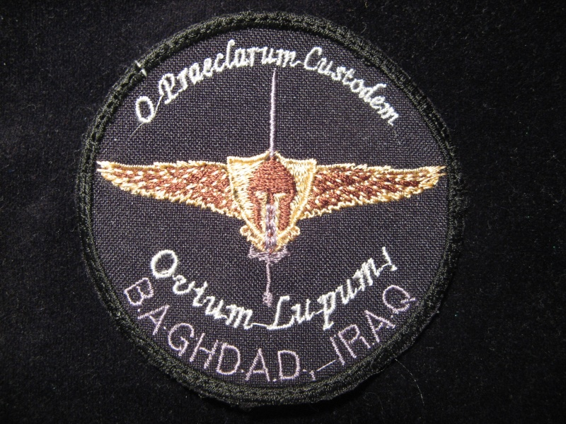 Unknown patch from Iraq Img_7012