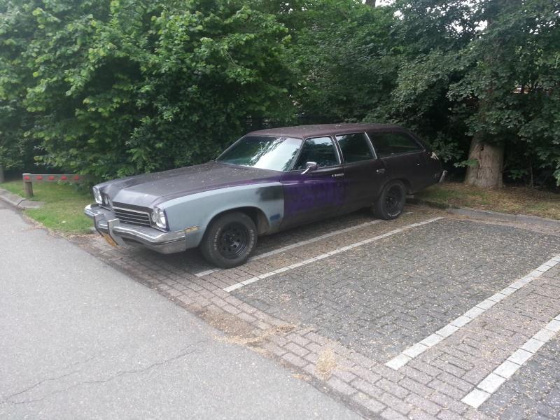 newbie 73 buick century wagon 20130711