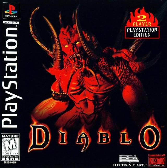 Diablo (1997, Blizzard North Entertainement) 16777210