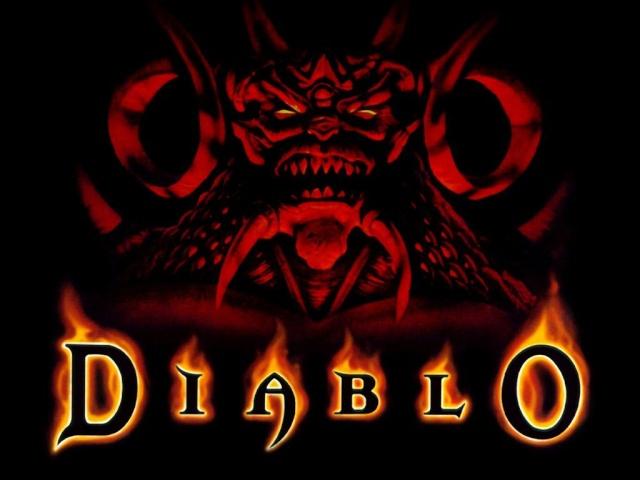 Diablo (1997, Blizzard North Entertainement) Diablo11