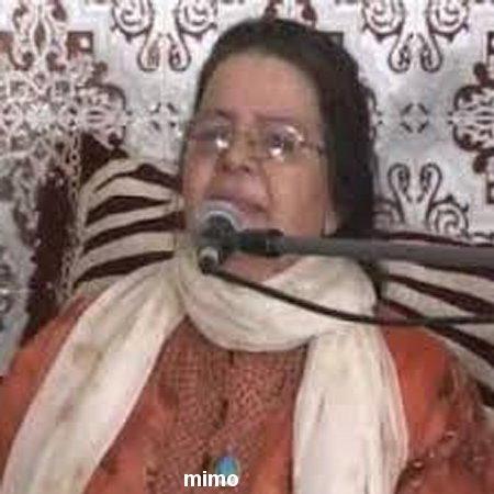 Chikha Hammounia est décédée Mimoun12