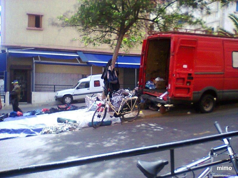 Casablanca  , le desastre des anarchistes , manque de conscience  et vagabondage economique Mimoun16