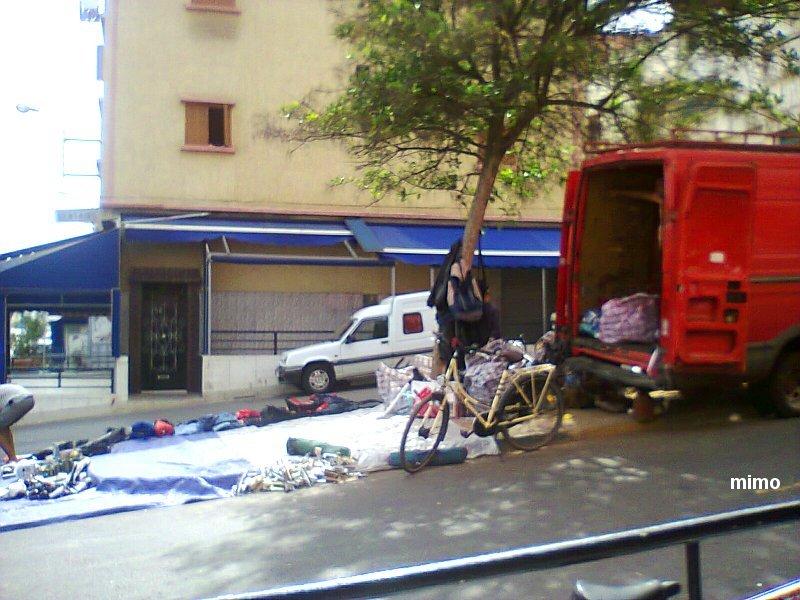 Casablanca  , le desastre des anarchistes , manque de conscience  et vagabondage economique Mimoun17