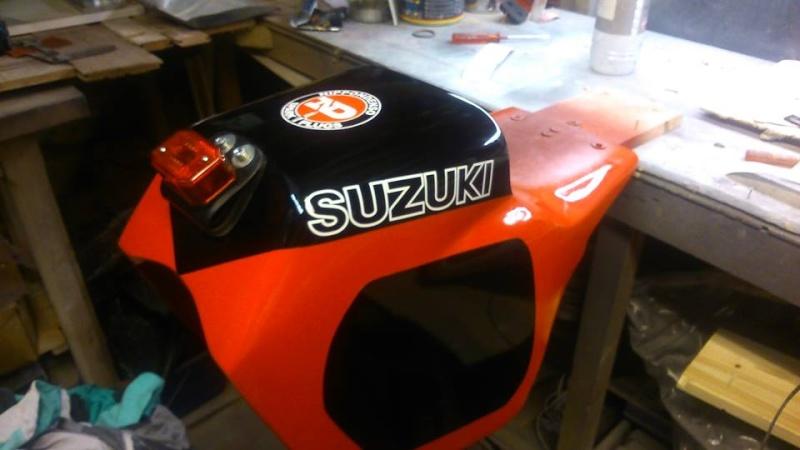 Suzuki gs1000r xr69 endurance replica - Page 9 11023810