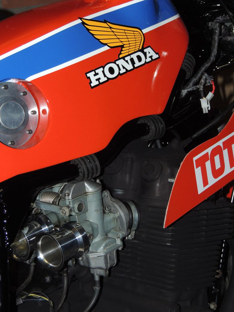 Honda rcb endurance replica Rcb710