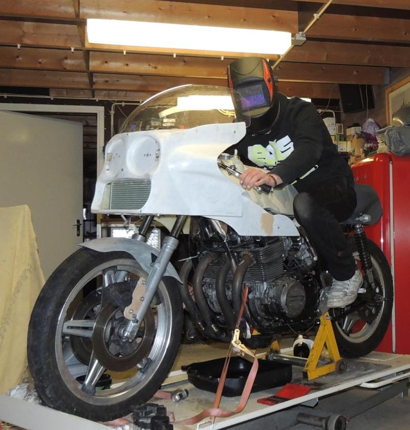 Honda rcb endurance replica Zithou10