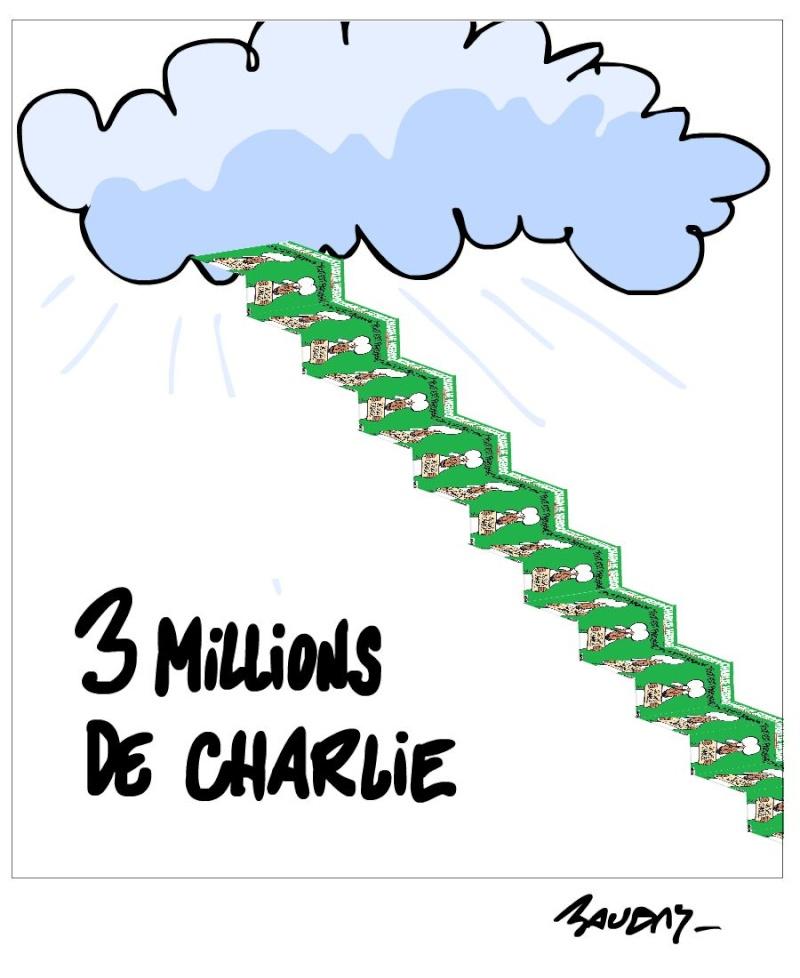 Actu en dessins de presse - Attention: Quelques minutes pour télécharger 3milli10