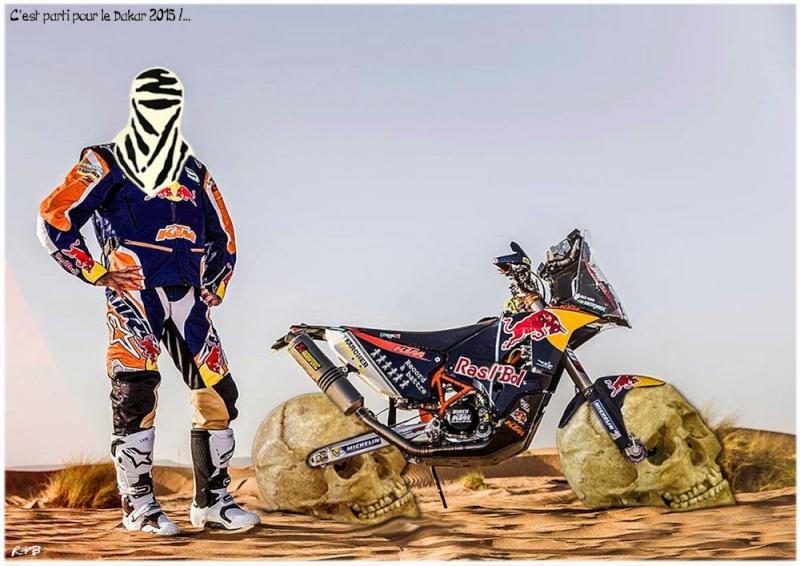 Actu en dessins de presse - Attention: Quelques minutes pour télécharger Dakar211