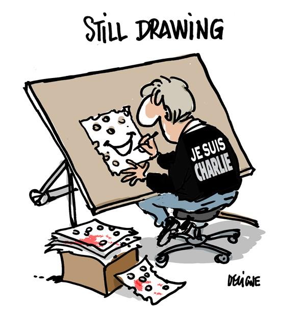Actu en dessins de presse - Attention: Quelques minutes pour télécharger Delign11