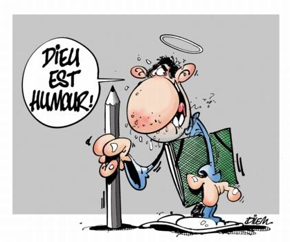Actu en dessins de presse - Attention: Quelques minutes pour télécharger Dilem_10