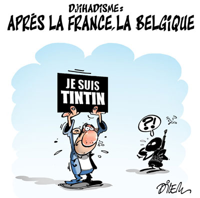 Actu en dessins de presse - Attention: Quelques minutes pour télécharger Dilem_22