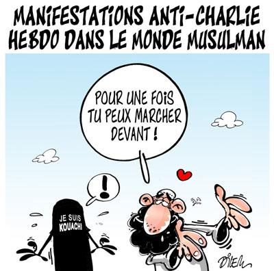 Actu en dessins de presse - Attention: Quelques minutes pour télécharger Dilem_23