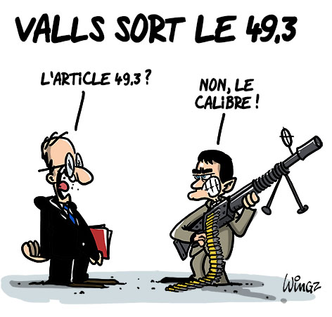 Actu en dessins de presse - Attention: Quelques minutes pour télécharger - Page 2 Valls-11
