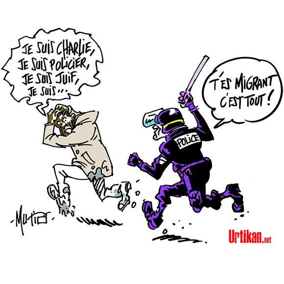 Actu en dessins de presse - Attention: Quelques minutes pour télécharger Violen10