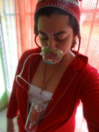 Claudia Picado - Nicaragua Disfra10