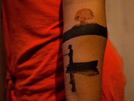 Juan Carlos Mendoza Ibarra - Nicaragua Tatuaj11
