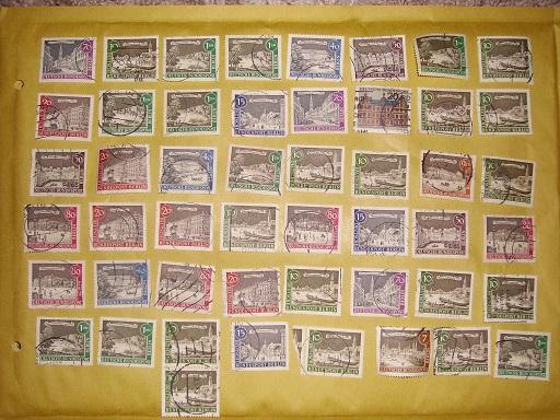 Zahlreiche Briefmarken + Ersttagsbriefe Pict0416