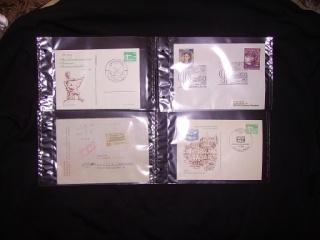 Zahlreiche Briefmarken + Ersttagsbriefe Pict0520