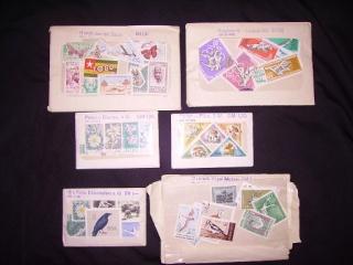 Zahlreiche Briefmarken + Ersttagsbriefe Pict0529