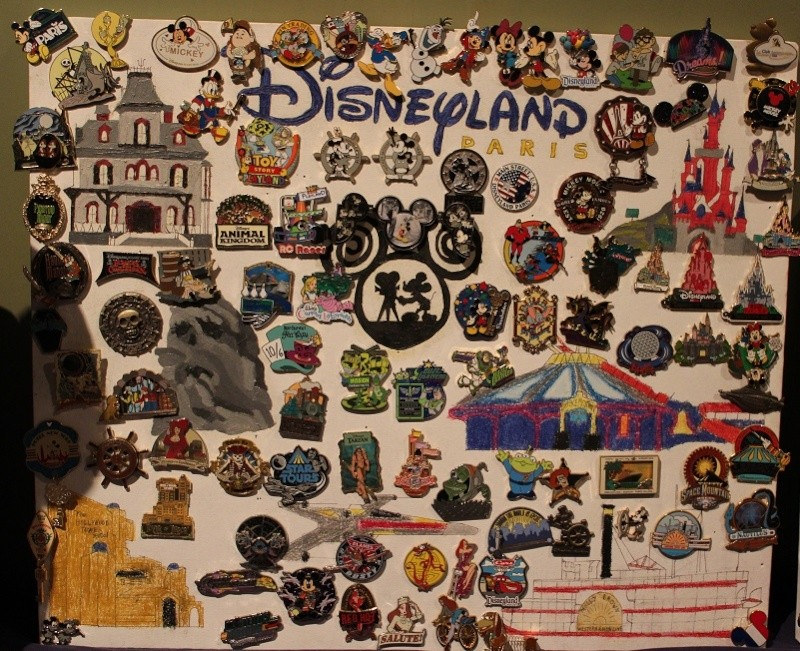 Le Pin Trading à Disneyland Paris Img_5316